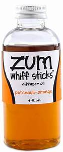 Patchouli Orange Zum Whiff Diffuser Fragrance Oil Refill