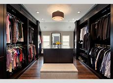 Glamorous shoe storage ottoman in Closet Transitional with