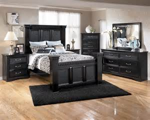 ashley b291 cavallino bedroom set
