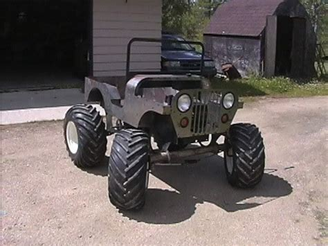 mini jeep build diy  kart forum projects mini jeep