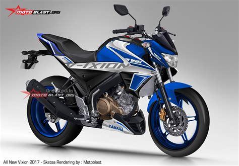 Yamaha Vixion New by Pejabat Yamaha Angkat Suara Atas Kritikan Desain New