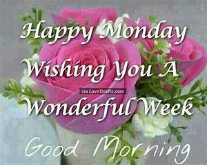 Good Morning Have A Great Monday | www.pixshark.com ...