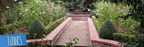 orleans garden tours