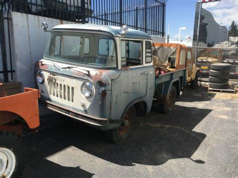 willys willys fc fc  jeep  control pickup truck  title  sale