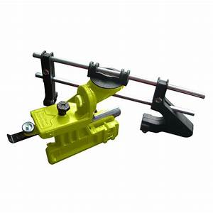 Timber Tuff Manual Bar Mount Chainsaw Chain Sharpener With