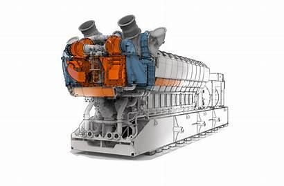 Engine Efficient Wartsila Stroke Waertsilae Worlds 4stroke