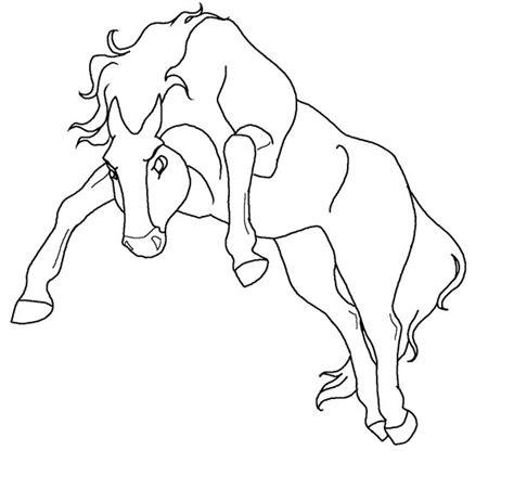 Kleurplaat Paarden Spirit by Paarden Kleurplaat Dieren Kleurplaat 187 Animaatjes Nl