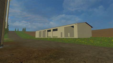 Garage V2 For Fs 15  Farming Simulator 2015  15 Mod