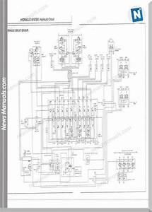 Hitachi Ex55ur Hydraulic Circuit Diagram