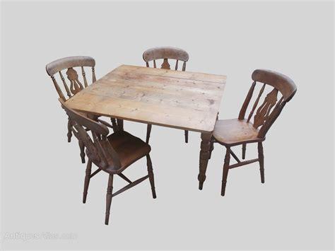 antique farmhouse kitchen table farmhouse kitchen table and chairs antiques atlas