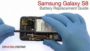 Samsung Galaxy S8 Battery Replacement Guide