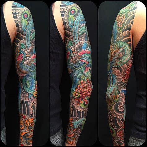 meaningful phoenix tattoos ultimate guide march