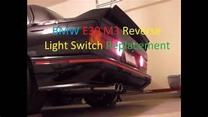 E30 M3 Reverse Light Switch  Harness Repair