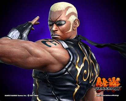 Tekken Tag Tournament Raven Character