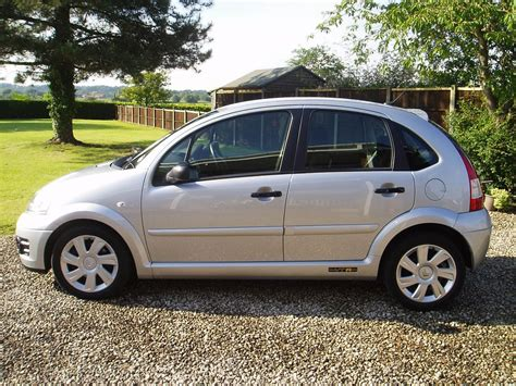 Second Hand Citroen C3 16 Hdi 16v Vtr 5dr For Sale In