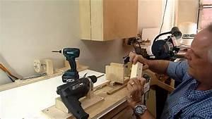 Fräsaufsatz Bohrmaschine Holz : machen sie eine horizontale und winkel bohrmaschine mini drehmaschine holzbearbeitung youtube ~ Frokenaadalensverden.com Haus und Dekorationen