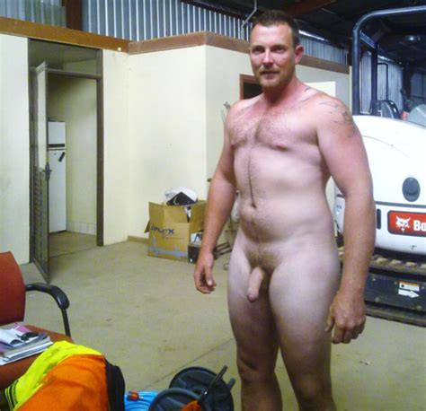 Assorted Photos Of Men When Youre Alone At Work Get Naked