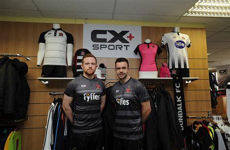 Dundalk FC 2018 CX+ Sport Away Kit | 17/18 Kits | Football ...