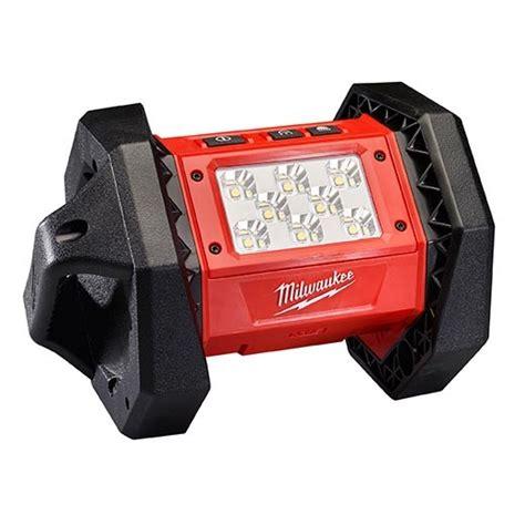 m18 cordless led work light review milwaukee m12 m18 cordless led lights tool