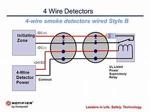 Wiring Diagram For Hardwired Smoke Detectors