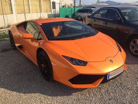 austria lamborghini huracan lp   orange rental price