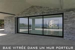 Ouverture Dans Un Mur Porteur : ouverture de baie dans mur porteur ab engineering paris ~ Melissatoandfro.com Idées de Décoration