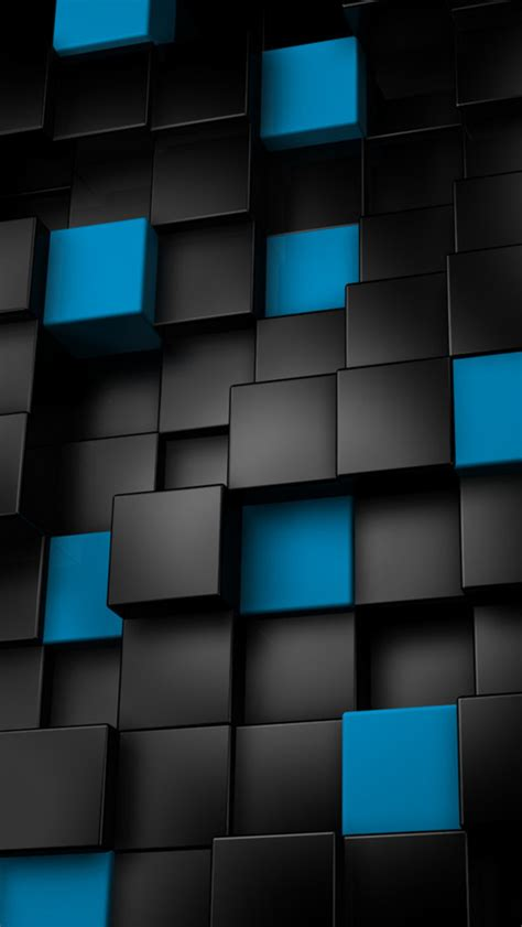 Cubes iPhone5 Wallpapers,iPhone5 Backgrounds