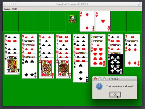 Windows 7 Freecell Saved Game