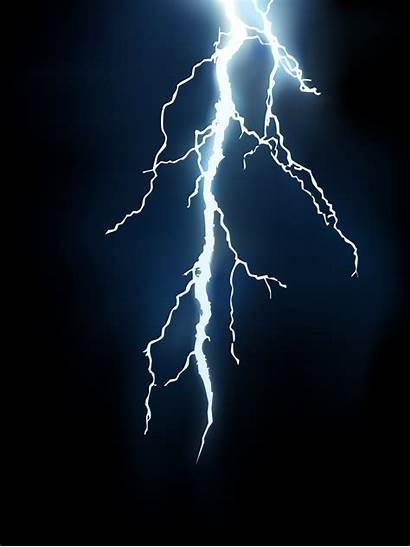 Lightning Vector Illustration Thunder Clipart Strike Drawing