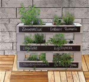 Palette Bepflanzen Anleitung : sichtschutz aus paletten bauen anleitung von hornbach ~ Whattoseeinmadrid.com Haus und Dekorationen