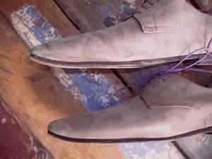 Comment Nettoyer Des Chaussures En Nubuck : nettoyer chaussure en daim beige nettoyer chaussures daim ~ Melissatoandfro.com Idées de Décoration