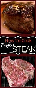 Learn How To Cook A Perfect Steak