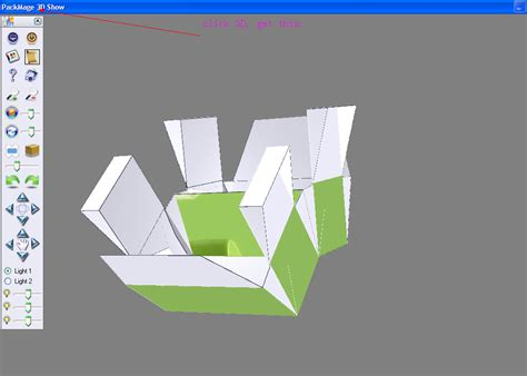 packaging design software packaging box structure design corrugated and folding