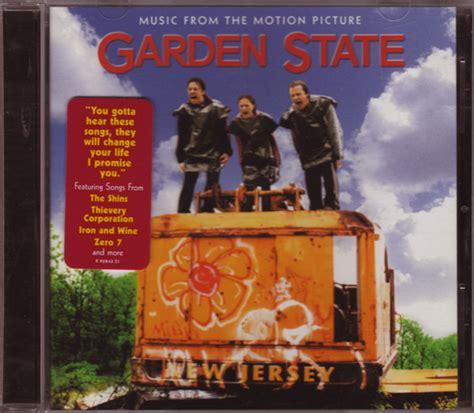 garden state soundtrack various garden state from the motion picture cd