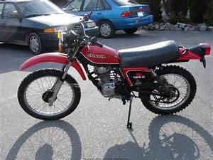 1981 Honda Xl185s Photos  Informations  Articles