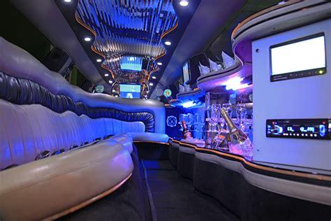 chrysler stretchlimousine innen  limousinen