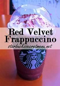 Starbucks Red Tuxedo Frappuccino | Starbucks Secret Menu