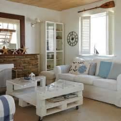 Living Room Makeovers Uk by 39 Gelungene Einrichtungsbeispiele F 252 R Ein Maritimes