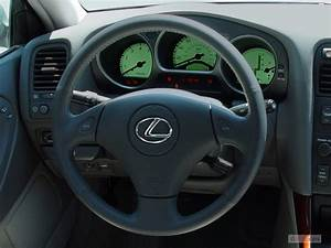 2001 Gs 300 Steering Wheel Controls - 93