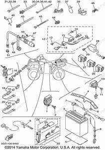 Yamaha Atv 1999 Oem Parts Diagram For Electrical