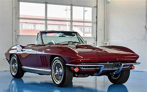 1966 Chevrolet Corvette Convertible 4 Speed 427 For Sale