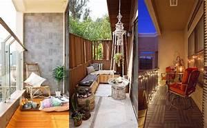schmalen balkon gestalten 30 kreative ideen und