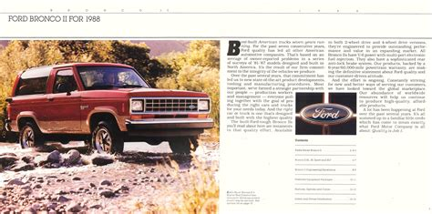 shop manual ford bronco