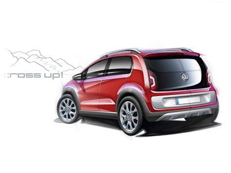 2018 Volkswagen Cross Up Concept  Car Photos Catalog 2018