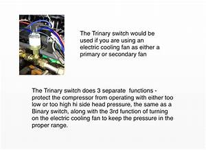Trinary Switch Info And Wiring