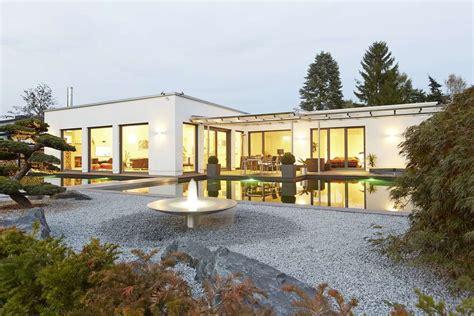 luxus bungalow bauen gussek haus luxus bungalow algarve gussek haus anbieter fertighauswelt de