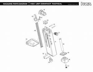 Usp Compact Tactical  U2013 Kwa Hk