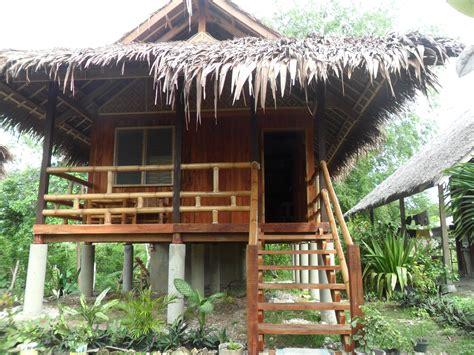 native eco aircon cottage mayas garden moalboal home