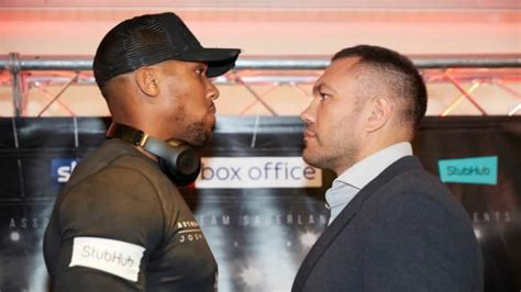 Joshua vs Pulev date, time, undercard - how to watch live ...