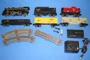 Lionel Nickel Plate Road Steam Train Set